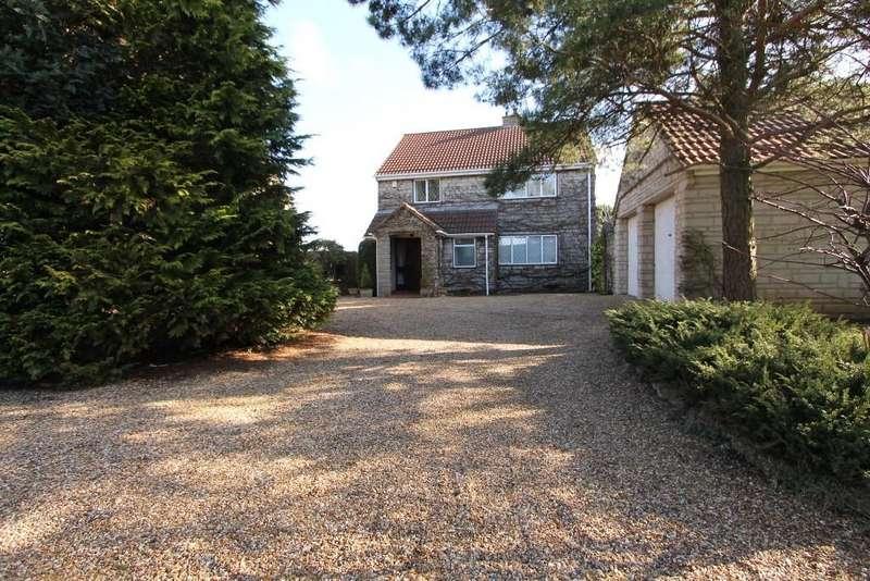 4 Bedrooms Detached House for sale in Farrington Gurney, Near Bristol