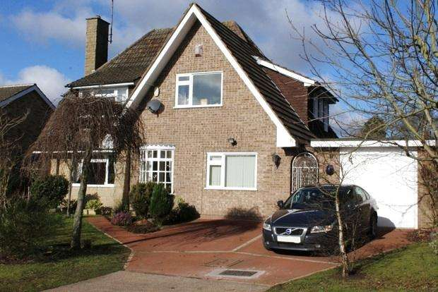 4 Bedrooms Detached House for sale in Southpark Avenue, Mansfield, NG18