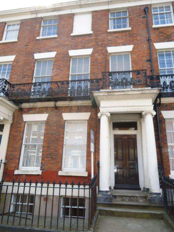 2 Bedrooms Apartment Flat for rent in Canning Street, Liverpool