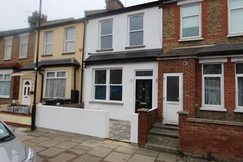 4 Bedrooms Terraced House for sale in Eldon Road, Wood Green, London N22