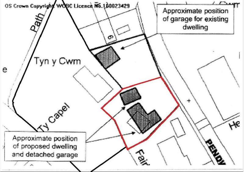 Land Commercial for sale in Pendwll Road, Wrexham