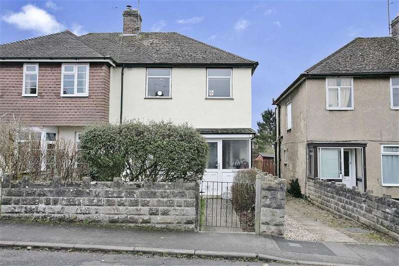 3 Bedrooms Semi Detached House for sale in Neithrop Avenue, Banbury, Oxfordshire, OX16
