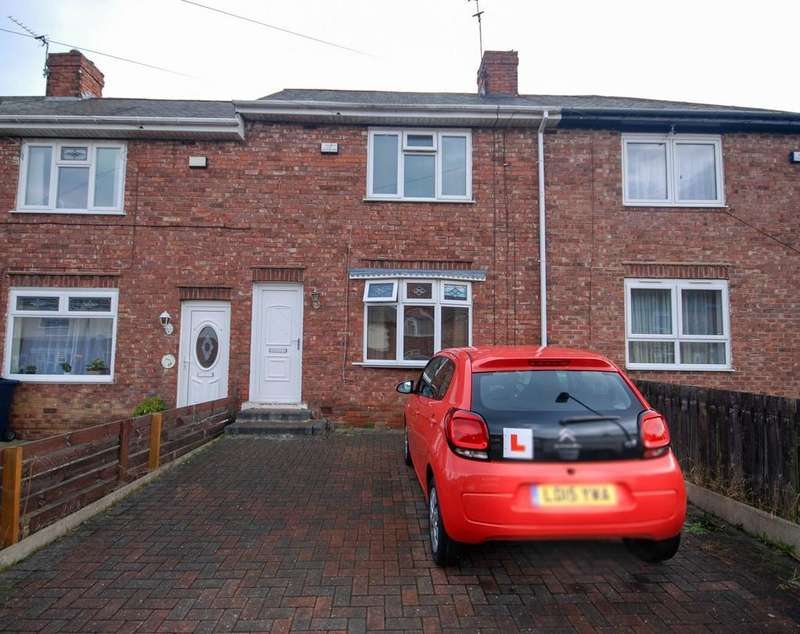 2 Bedrooms Terraced House for sale in Dorset Avenue, Birtley
