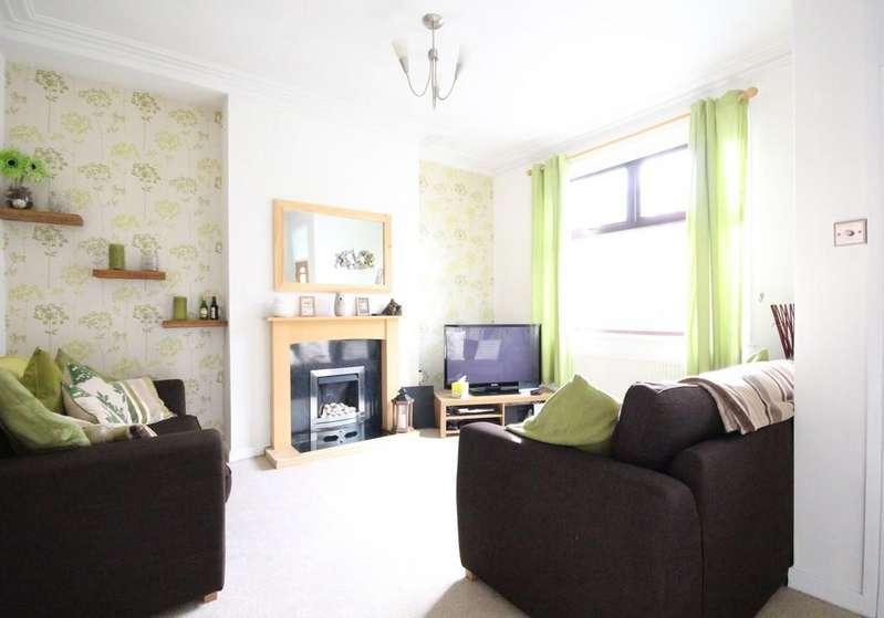 3 Bedrooms Terraced House for sale in Clyde Street, Ashton-on-Ribble, Preston