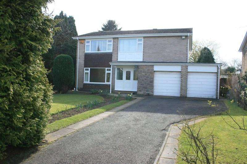 4 Bedrooms Detached House for rent in Callerton Court, Darras Hall, Ponteland, Newcastle upon Tyne