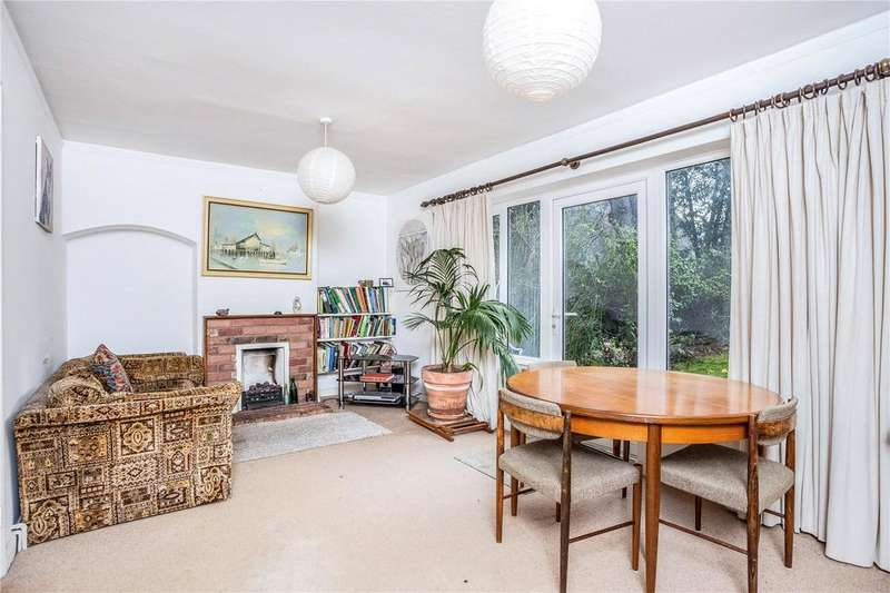 3 Bedrooms Terraced House for sale in Kemplay Road, Hampstead, London, NW3