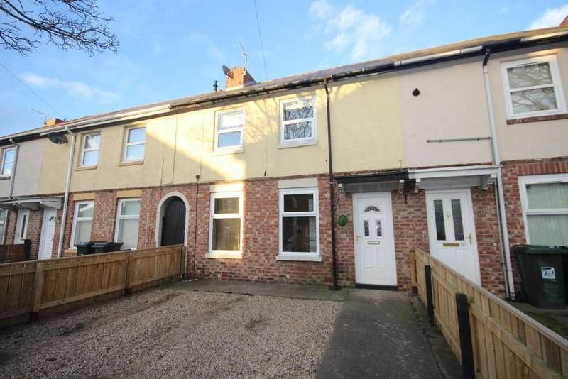 3 Bedrooms Terraced House for sale in Sycamore Avenue, Whitley Bay, NE25