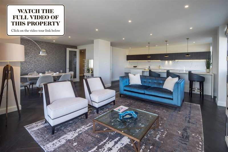 2 Bedrooms Flat for sale in Century Court, London, NW8