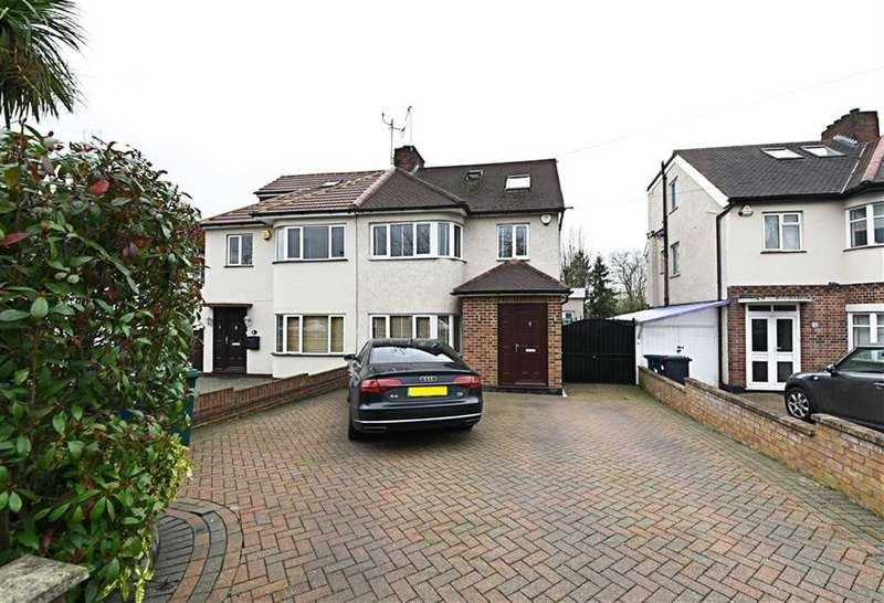 4 Bedrooms Property for sale in Devonshire Road, Mill Hill, London, NW7