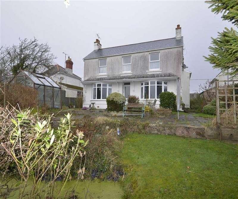 5 Bedrooms Detached House for sale in Nymsfelle, The Ridgeway, Saundersfoot, Pembrokeshire, SA69