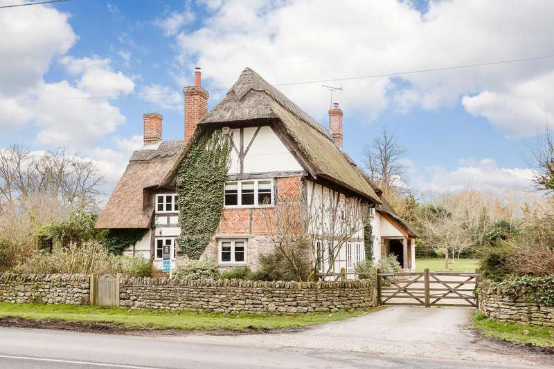 4 Bedrooms Detached House for sale in Church Street, Sutton Courtenay