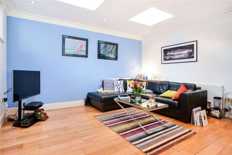 2 Bedrooms Maisonette Flat for sale in Crystal Palace Road, East Dulwich, London, SE22