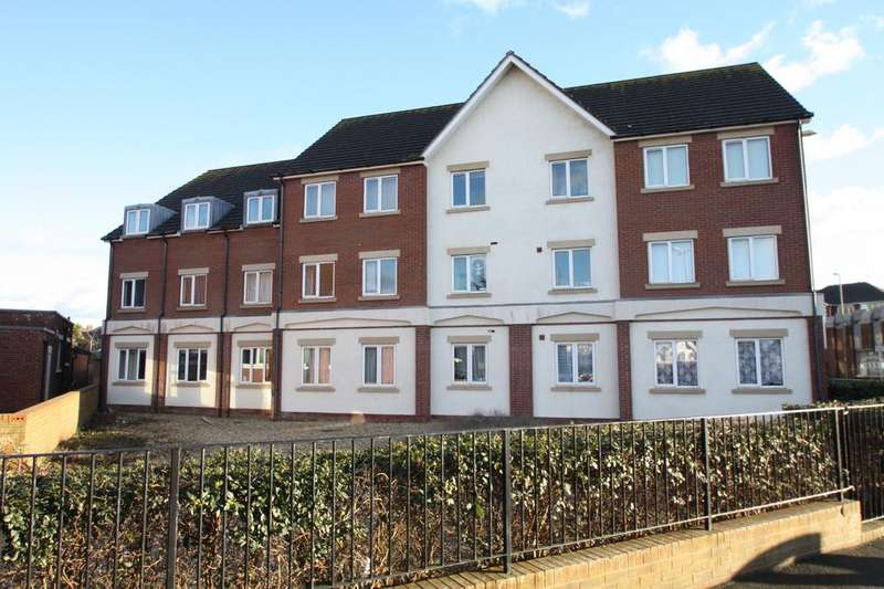 2 Bedrooms Flat for sale in Bartons court, Forton Road, Gosport PO12