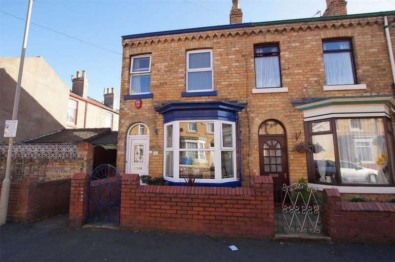 3 Bedrooms End Of Terrace House for sale in Candler Street, Scarborough