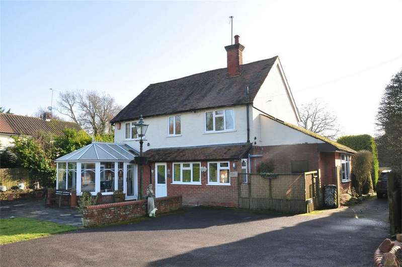 5 Bedrooms Detached House for sale in Hawkhurst, Wellpond Green, Standon