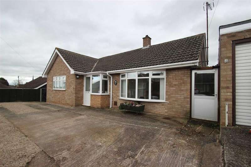 3 Bedrooms Detached Bungalow for sale in Hillside Avenue, Redhill, Hereford
