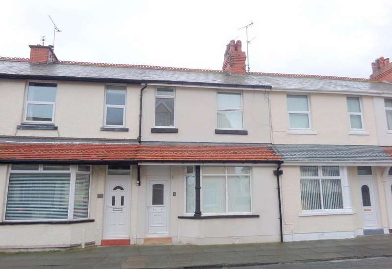 3 Bedrooms Terraced House for sale in Alexandra Road, Llandudno