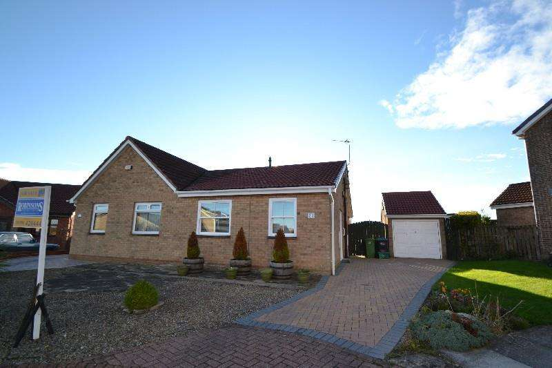 2 Bedrooms Semi Detached Bungalow for sale in Cavendish Court, Ferryhill