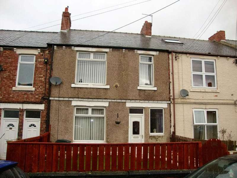 4 Bedrooms Terraced House for sale in Morris Street, Birtley