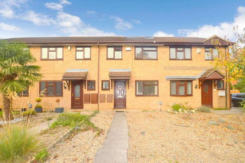 5 Bedrooms Terraced House for sale in Marsom Grove, Luton, LU3 4BH