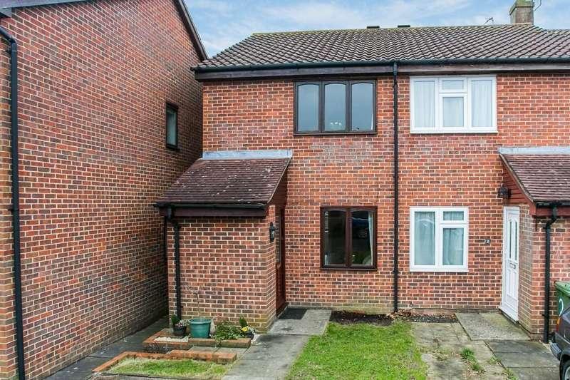 2 Bedrooms End Of Terrace House for sale in Alder Close, Tunbridge Wells