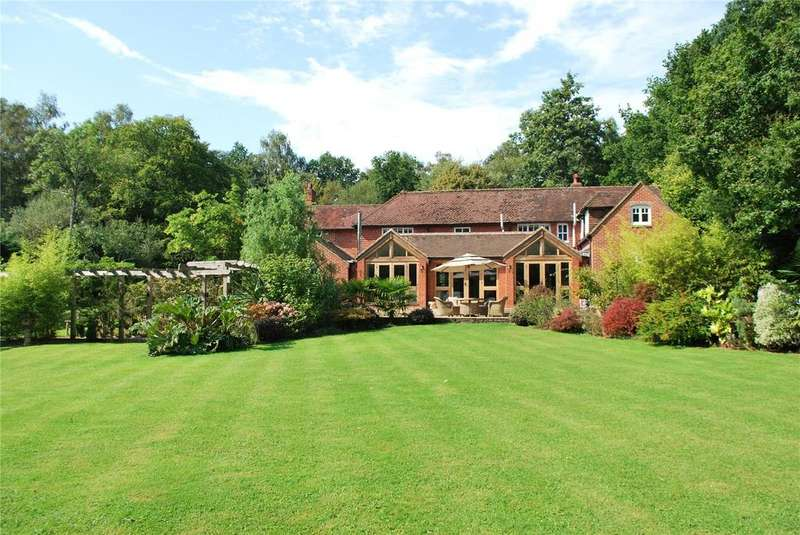 7 Bedrooms Detached House for sale in The Cricket Green, Hambledon, Godalming, Surrey