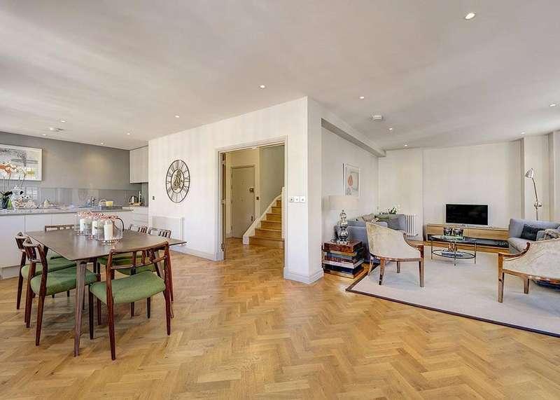 2 Bedrooms Maisonette Flat for sale in Green Street, Mayfair, London, W1K