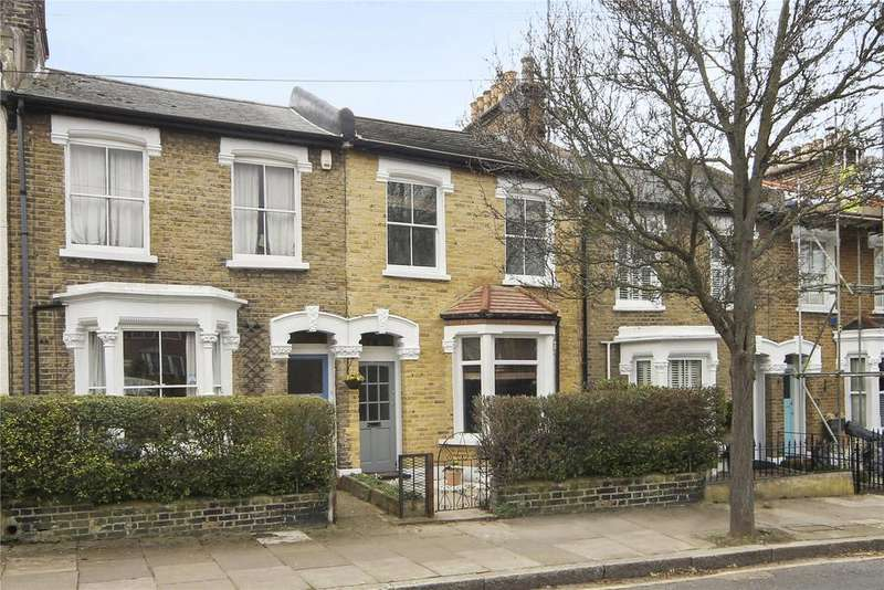 3 Bedrooms Terraced House for sale in Westcombe Hill, Blackheath, London, SE3
