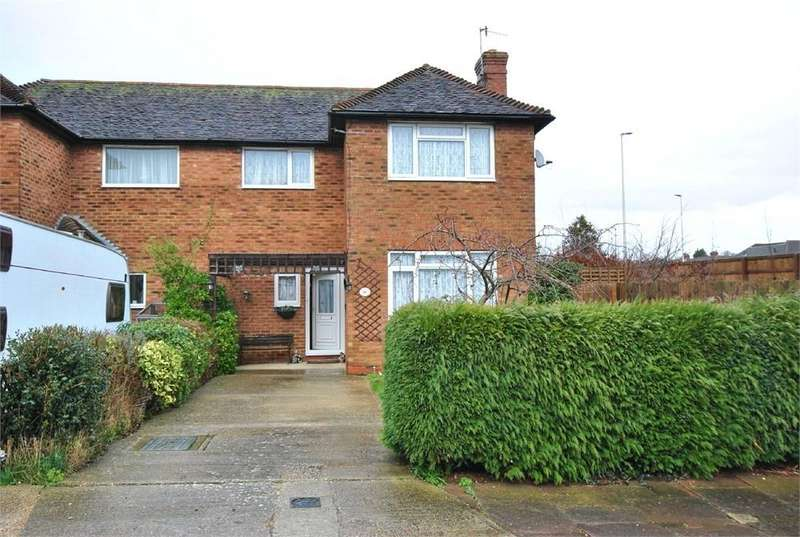 3 Bedrooms Semi Detached House for sale in Bancroft Road, BEXHILL-ON-SEA, East Sussex