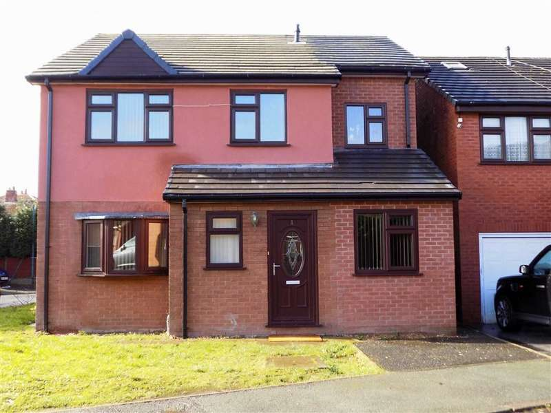 5 Bedrooms Property for sale in Ashbrook Farm Close, Stockport, Greater Manchester