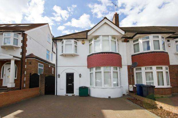 4 Bedrooms Semi Detached House for sale in Lynwood Road, Ealing W5
