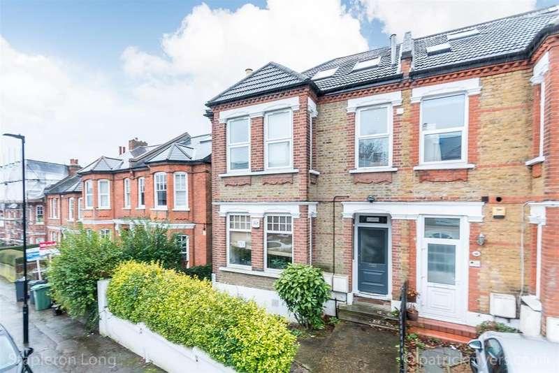 1 Bedroom House for sale in St. Julians Farm Road, London