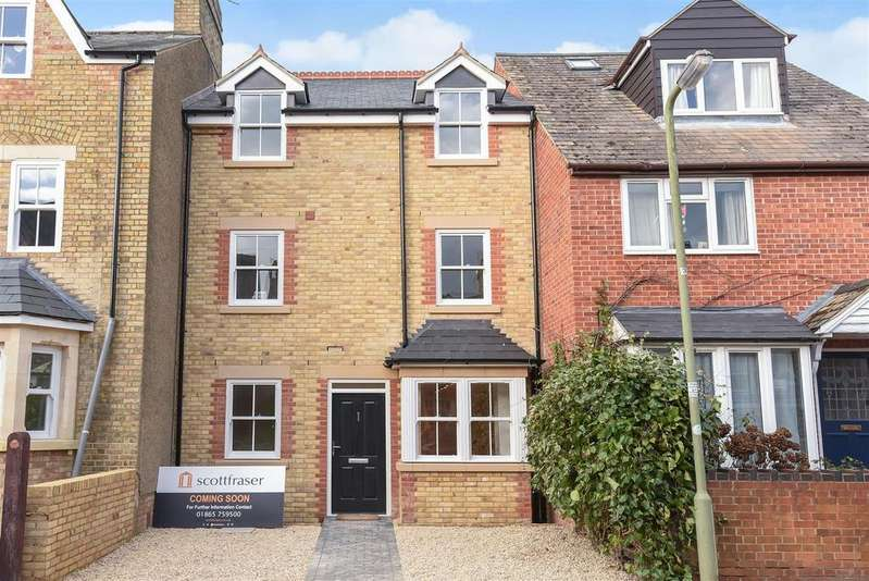 5 Bedrooms Terraced House for sale in William Street, Marston, Oxford
