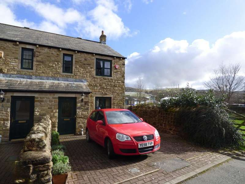 3 Bedrooms End Of Terrace House for sale in 53 Kings Mill Lane, Settle