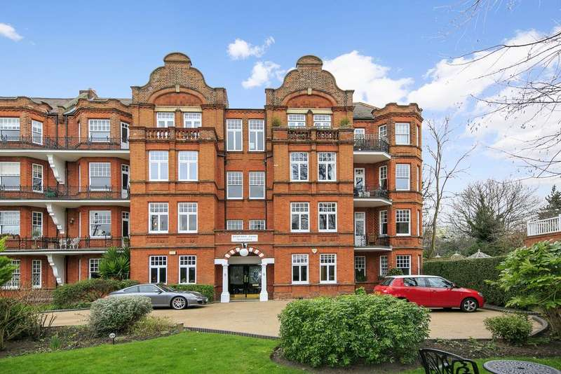 3 Bedrooms Flat for sale in Bedford Park Mansions, The Orchard, London