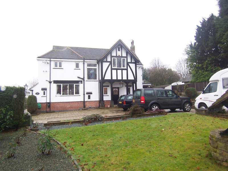 4 Bedrooms Detached House for sale in Twyford House,, 194 Heanor Road,, Smalley