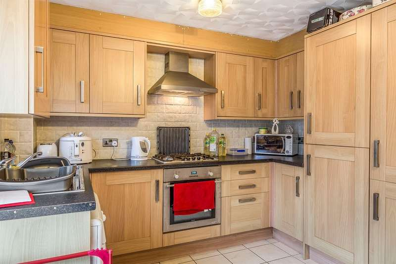 2 Bedrooms Terraced House for sale in Fairoak Chase, Brackla, Bridgend