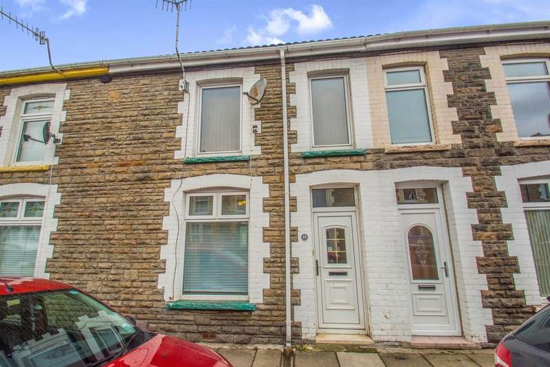 3 Bedrooms Terraced House for sale in Middle Street, Pontypridd
