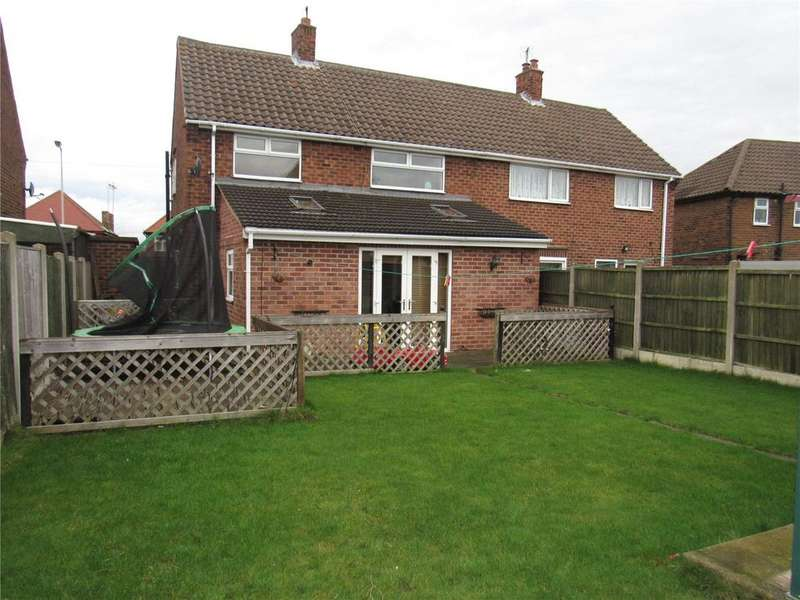 3 Bedrooms Semi Detached House for sale in Park Hall Road, Mansfield Woodhouse, Nottinghamshire, NG19