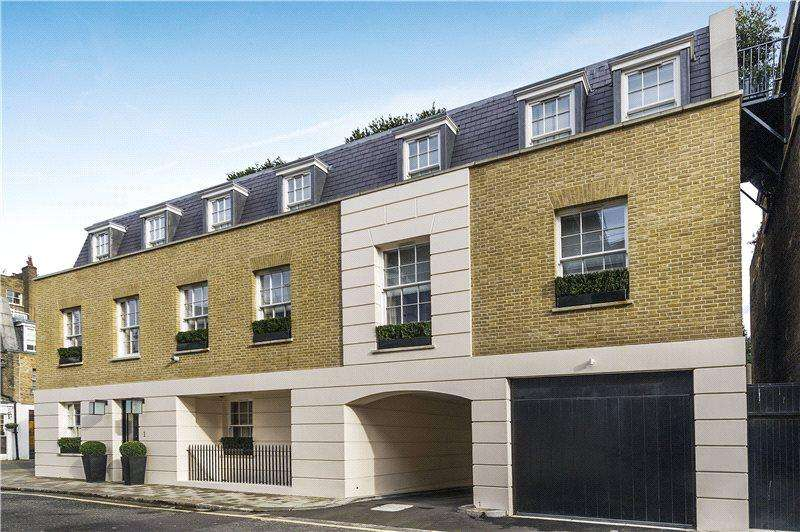 6 Bedrooms Unique Property for sale in Wilton Mews, Belgravia, London, SW1X