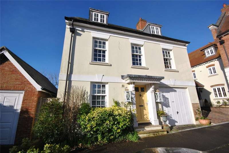 4 Bedrooms House for sale in Fairfield Heights, Sherborne, Dorset, DT9