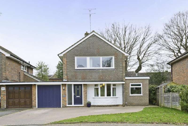 3 Bedrooms House for sale in Finches Park Road, Lindfield, RH16