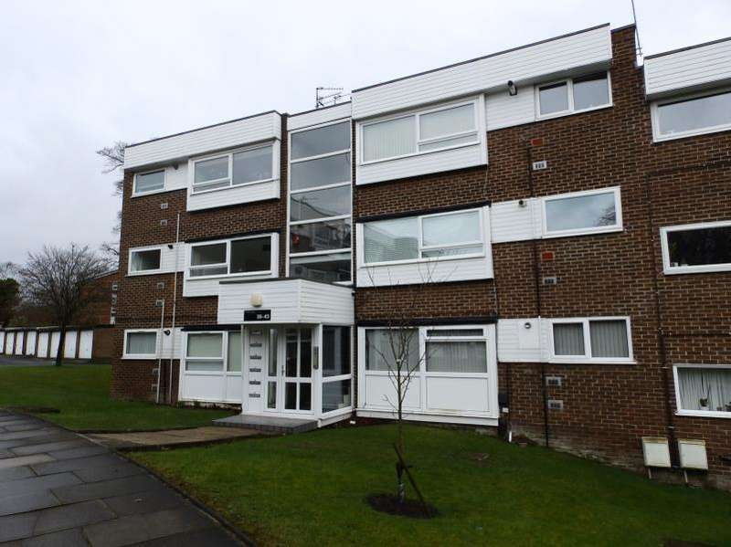 2 Bedrooms Flat for sale in THE MOORLANDS, SHADWELL LANE, LEEDS, LS17 8AB