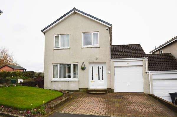 3 Bedrooms Detached House for sale in 40 Hillpark Rise, Kilwinning, KA13 6QR