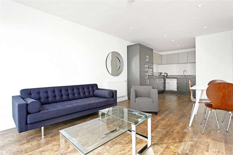1 Bedroom Flat for sale in Mellor House, 57 Upper North Street, London
