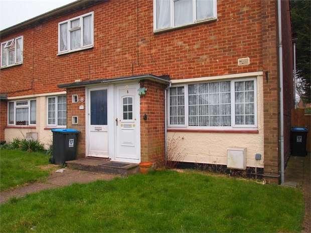 2 Bedrooms Maisonette Flat for sale in Reddings, Bennetts End, Hemel Hempstead, Hertfordshire