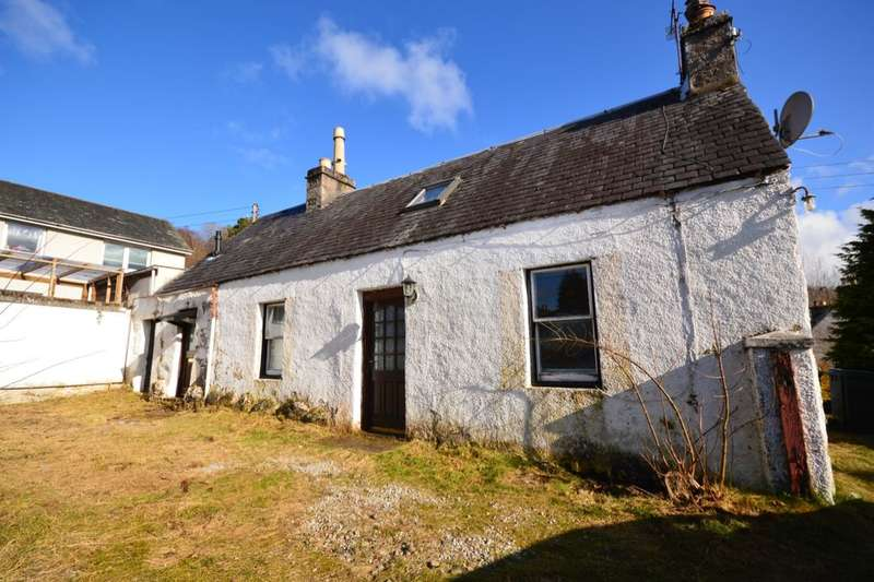 2 Bedrooms Detached House for sale in Milton,Drumnadrochit, Inverness, IV63