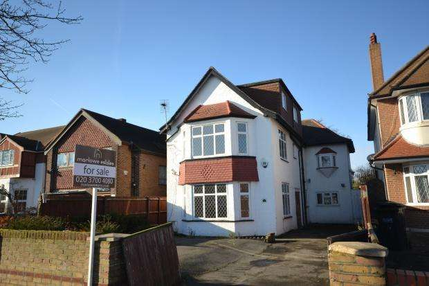 5 Bedrooms Detached House for sale in Ryecroft Road, Streatham, London, SW16