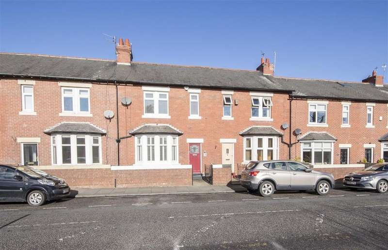 2 Bedrooms Terraced House for sale in 134 Salters Road, Gosforth, Newcastle upon Tyne NE3