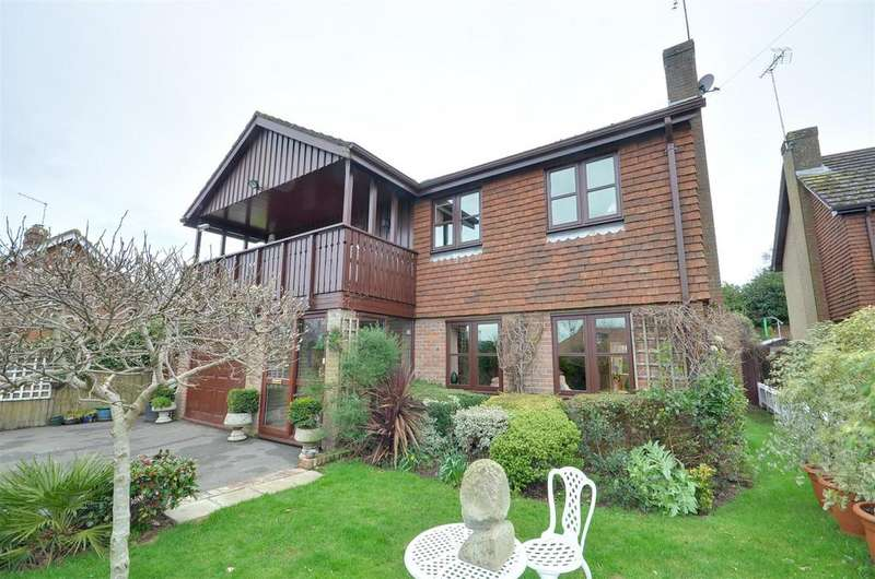 5 Bedrooms Detached House for sale in Ashford Road St. Michaels, Tenterden